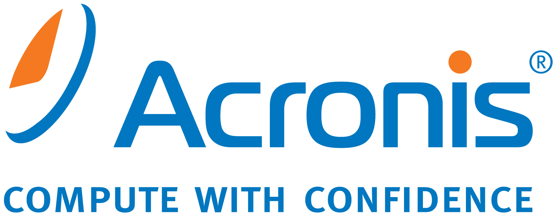 Acronis Bytewurm EDV  verwendet Produkte von Acronis